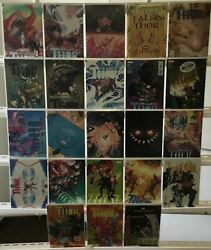 Mighty Thor Vol 2 Complete Set 1-23 Vf/nm Marvel Comic Run Lot Love And Thunder