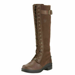 Ariat Womenand039s Waterproof Insulated Coniston Tall H2o Western Boots 10001382