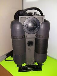 Wilcox Patriot Load Bearing Backpack /life Support System Scba / Cpar Scott