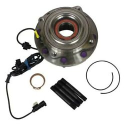 For Ford F-250 Super Duty 11-16 Motorcraft Front Wheel Bearing And Hub Assembly