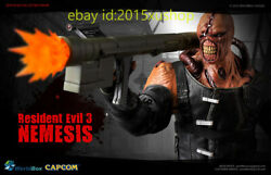 Resident Evil 3 Soldier The Finder Nemesis 1/6 12in Action Figures In Stock New