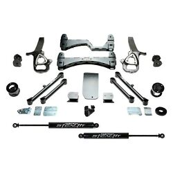 For Ram 1500 2019-2020 Fabtech K3086m 6 Basic Front And Rear Suspension Lift Kit