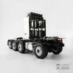 1/14 Lesu Metal Chassis Scania R620 Rc Tractor Truck Differential Axles Motor