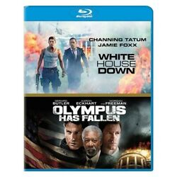 Sony Pictures Home Ent Br49600 Olympus Has Fallen/white House Down Blu Ray ...