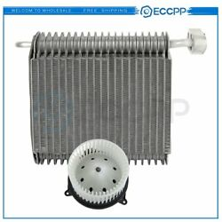 Hvac Blower Motor And Evaporator Core Kit For Cadillac Escalade Esv Replacement