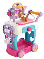 Just Play Doc Mcstuffins Hospital Care Cart Toy 92095