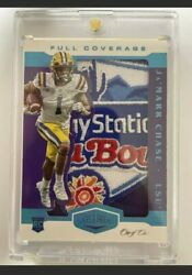 2021 Panini Chronicles Jaandrsquomarr Chase 1/1 Rc Full Coverage Patch🔥🔥🔥