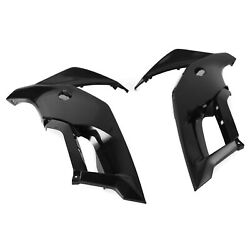 Unpainted Fairing Side Upper Panel Cover For Kawasaki Kle 650 Versys 2015-20 A6