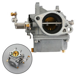 Carburetor Assy Fit Yamaha 30hmh 2 Stroke 30hp Outboard Engine 69s-14301-10 A6