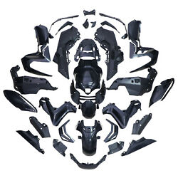 Unpainted Abs Front Nose Cover Fairing Cowl For Honda X-adv 750 2017-20 068 A6