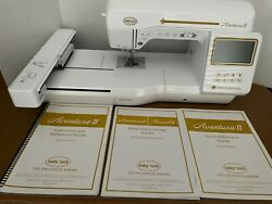 Babylock Adventura Ii 2 Sewing And Embroidery Machine