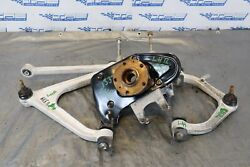 2014 Audi R8 V8 Quattro Awd 4.2l Oem Lh Driver Rear Spindle And Arms 1339