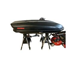 Yakima Skybox Roof Top Cargo Carrier And Roof Top Racks