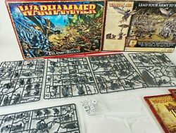 Warhammer The Game Of Fantasy Battles 8th Edition Island Of Blood Unused