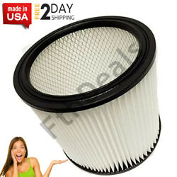 Replacement Shop Vac Filter For Sears Craftsman 5+ 6 8 12 16 Gallon. Vac 90304