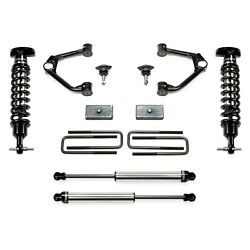 Fabtech K1165dl 3 Budget Front And Rear Suspension Lift Kit