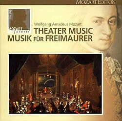 Mozart Complete Works Vol. 20 Music For Music / Masonic For The Theater All 20