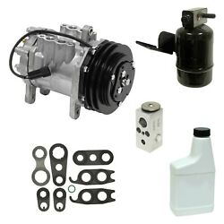For Plymouth Gran Fury 1982-1989 Uac Kt1221 A/c Compressor Kit