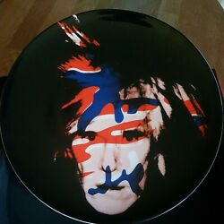 Andy Warhol Camouflage Self-portrait 1986 Artist Plate Project Sold Out