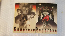 Gungrave Anime Collectors Set Of 13 Postcards Beyond The Grave Red/project Anime