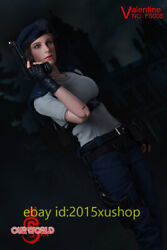 Resident Evil Sw Our World Fs008 Jill 16 12in Soldier Action Figure In Stock
