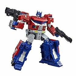 Transformers Toys Generations War For Cybertron Leader Wfc-s40 Galaxy Upgrade Op