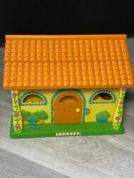 Dora The Explorer Pop Up House - Abuela House Tested With Figures And Furniture