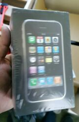 Brand New Factory Sealed Apple Iphone 3g 8gb 2nd Gen Unactived Rare Collectors