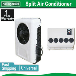 Only Cooling 6600 Btu Mini Split Air Conditioner Fits For Semi Truck Bus Rv