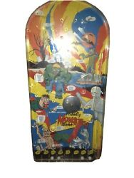 Wolverine Friendly Monster 1960s Tabletop Pinball Game Rare