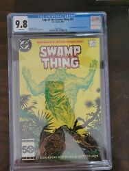 Swamp Thing 37 Cgc 9.8 First Appearance John Constantine