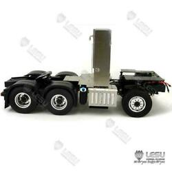 Lesu 1/14 Metal Chassis Differential Tamiya Actros Benz 3363 1851 Tractor Truck