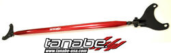 Tanabe Ttb099f Front Strut Tower Bar For 2001-05 Toyota Vitz Rs Ncp13