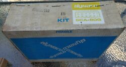 Dynaco Sca-80q 4- Dimensional Amplifier Kit In Factory Sealed Box Made In Usa