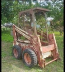 Ford Cl30 Skid Steer Compact Loader Project