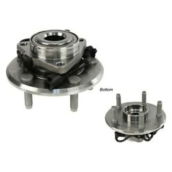 For Dodge Ram 1500 02-05 Mopar Front Wheel Bearing And Hub Assembly