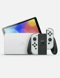 Nintendo Switch Oled White Console - Brand New Confirmed Pre Sale