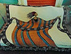 Tapestry Made in USA North Carolina 60quot; x 50quot; Throw Wall Art