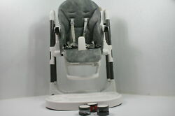 See Notes Peg Perego Impp03na04dn51 Adjustable Prima Pappa Zero 3 High Chair
