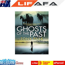 New Ghosts Of The Past By Tony Park Paperback Book For Christmas Birthday Gift