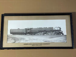 American Locomotive Company Northern Pacific 4-6-6-4 Challenger Z-8 1943 Photo