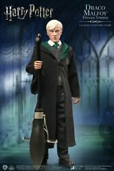Action Figure Draco Malfoy In Uniform Slytherin Saga Of Harry Potter Star Ace
