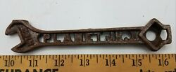 Old Antique Rare Planet Jr K152 Cutout Cultivator Implement Wrench Tool