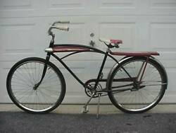 1960 Murray 26 Vintage Jet Fire X-66 Bicycle