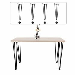 Varsoul 22 3 Rods Hairpin Table Legs Industrial, Diy Projects For Furniture Cof