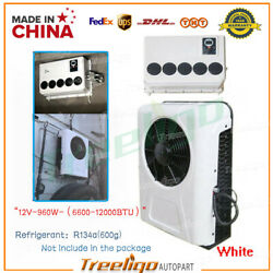 Air Conditioner 12v Fits For Truck Bus Automotive Air Conditioner