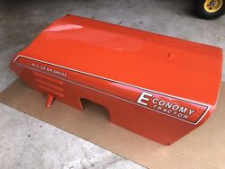 Economy Power King Tractor Long Hood Excellent Condition W/latches Show Quality