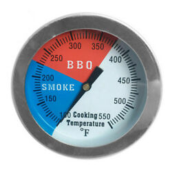 Bbq Grill Thermometer Smoker Gauge Cooking Meat Temperature Tool 2 Day Delivery