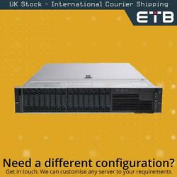 Dell Poweredge R740 1x16 2.5 Hard Drives - Build Your Own Server