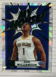2021 Donruss Clearly My House Zion Williamson Green 22/25 Ssp
